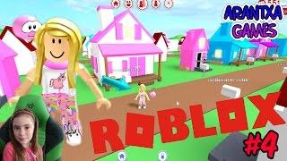 Roblox MeepCity #4 ¡Mi nueva casa!