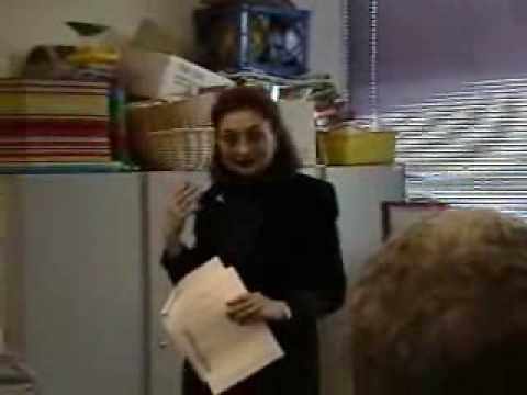 Dr Nara Venditti Employability Seminar New York Public Library - I -  You LLC