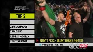 UFC Now Ep. 203: Top 5 Breakthrough Fighters