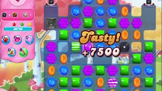 Candy Crush Saga Level 3049 NO BOOSTERS (19 moves)