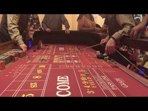 Live Casino Craps Game #11