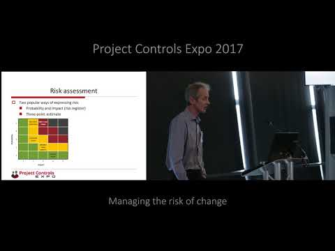 Project Controls 2017 - Managing the risk of change