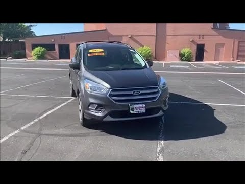 2017 Ford Escape Mesa Phoenix, AZ #19210 - SOLD
