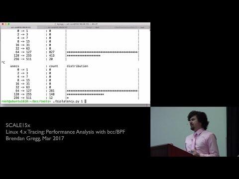 Linux 4.x Tracing: Performance Analysis with bcc/BPF (eBPF)