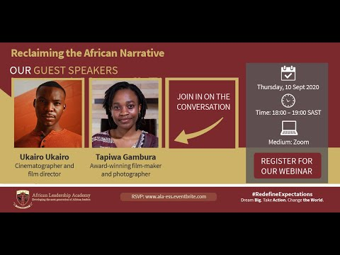 Redefine Expectations - Reclaiming The African Narrative
