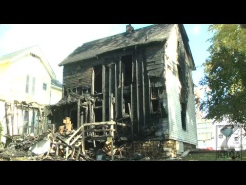 KHQA: Louisiana Police stun father as son died in house fire