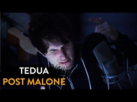 🔥 TEDUA x POST MALONE - Rockstar x Buste della spesa (mashup cover Macchia)