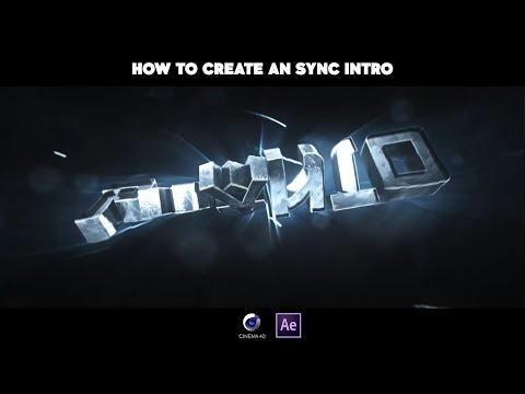 NEW Sync Intro Tutorial 2018 [1/4] - free files and stuff in desc.