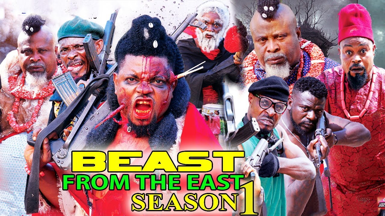 Download BEAST FROM THE EAST SEASON 1- (NEW MOVIE)- NIGERIAN MOVIES 2020 LATEST FULL ACTION MOVIES
