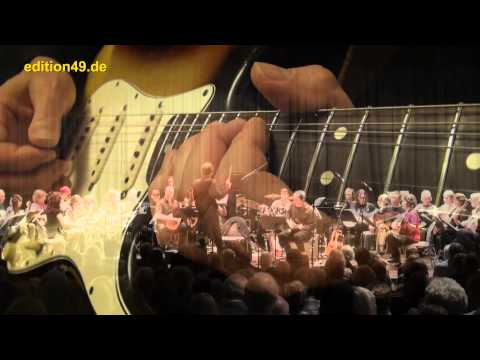 Pink Floyd Mandolin Orchestra Shine On You Crazy Diamond Mank Rüber Preema Bagger Orchester