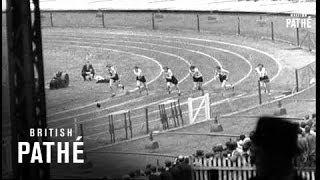 British Empire Games  1934