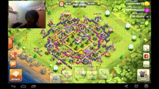 Clash of Clans Turkey Klan savaşı 5 (48-47 lose)