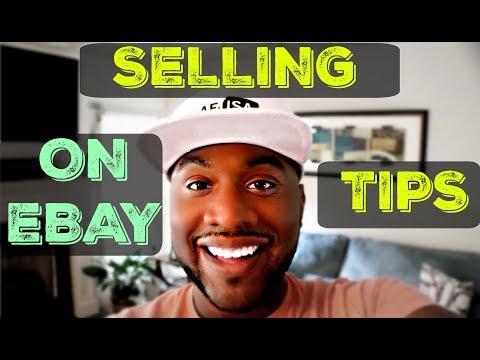 Selling On Ebay Tips