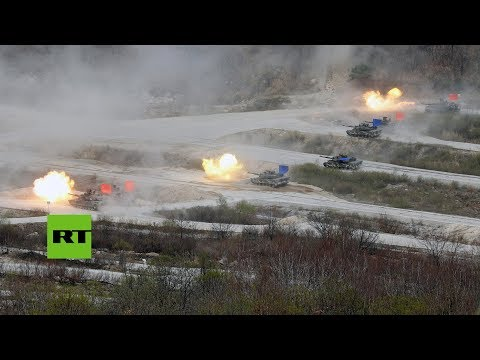 """Rusia en la ONU sobre Corea: Las maniobras de EE.UU. y Seúl """"caldearán una situación ya explosiva"""""""