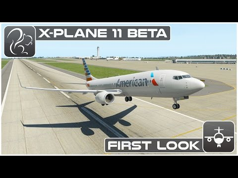 X Plane 11 First Look (Beta)