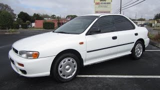 SOLD 2000 Subaru Impreza L AWD Meticulous Motors Inc Florida For Sale