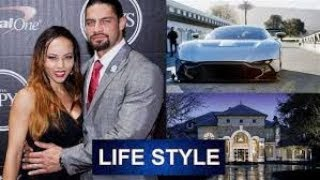 Roman Reigns Lifestyle, Net Worth, Salary, House, Cars, Awards, Charity, Biography And Family
