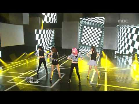 miss A - Bad Girl Good Girl, 미스에이 - 배드 걸 굿 걸, Music Core 20100731