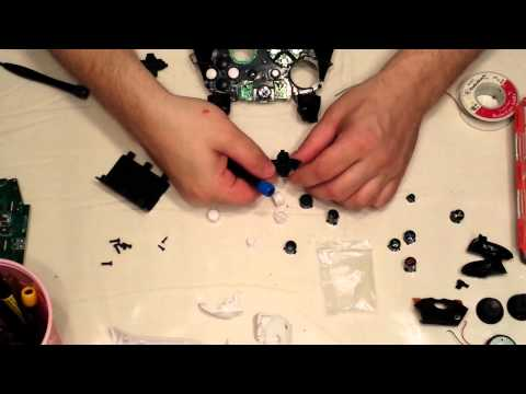 New Xbox One Controller Tear Down Fix And Repair Vide