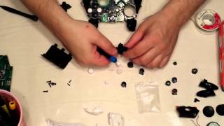 How to Change your Xbox one Shell, ABXY Buttons and Thumbsticks -- Tutorial