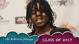 D-SLUGGA - RAP SKOOL CLASS OF 2017 INTERVIEW