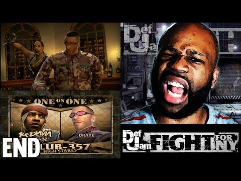 Def Jam: Fight For NY Gameplay Walkthrough GAME ENDING - (Let's Play - Walkthrough)