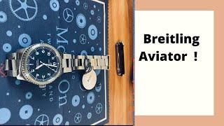 Breitling Aviator 8 !