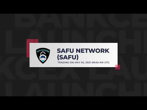 TRADE SAFU @BANKCEX EXCHANGE #SAFUNETWORK #Charity #defi #safu #btc #bsc #trading #crypo #blockchaic