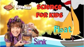Blippi sink or float