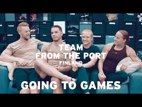 Team From The Port - Going to The CrossFit Games 2021