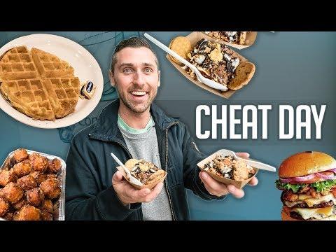 MY DREAM CHEAT DAY | The BEST Food In Cincinnati, Ohio