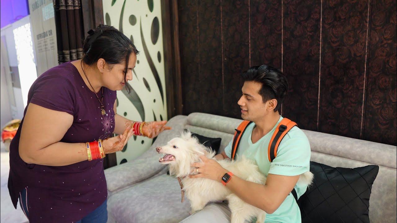Download Mummy and Jublu Ki Ladai Ho Gayi 😂   Mohak Narang