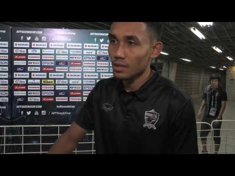 Post match interview: Teerasil Dangda