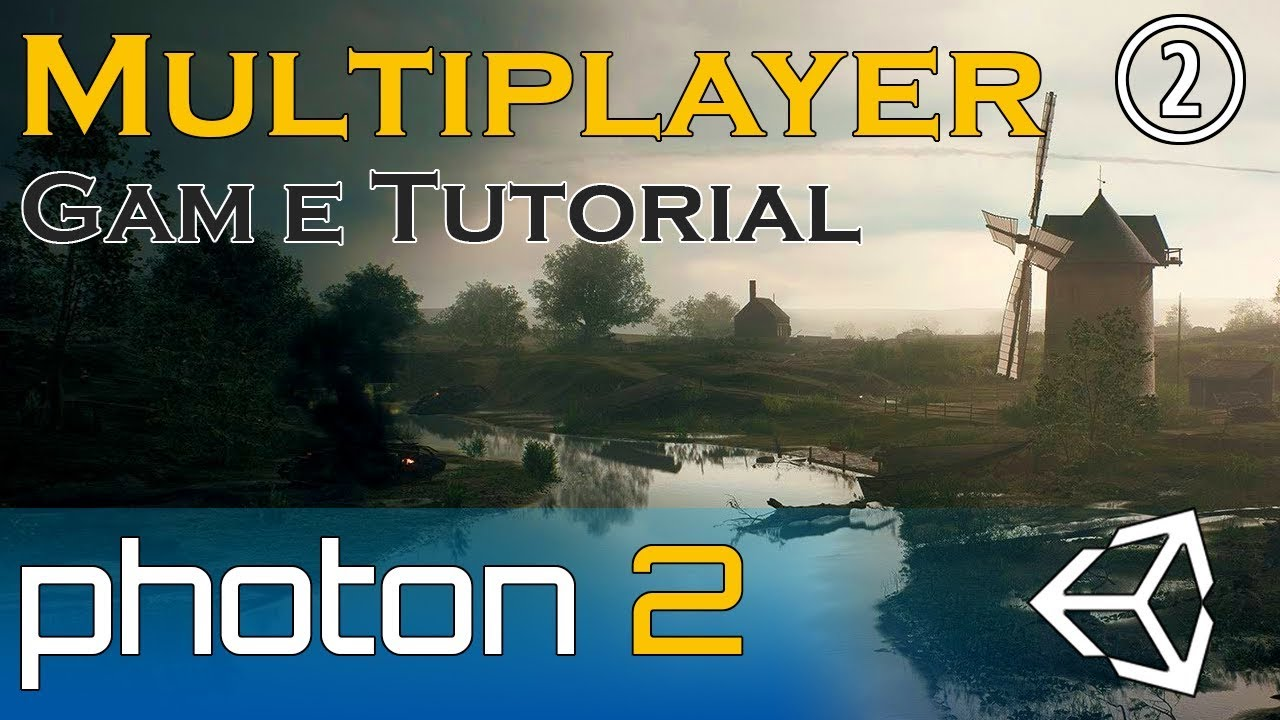 Set Up Photon PUN 2 Plugin for Unity Multiplayer Games (Part 2)