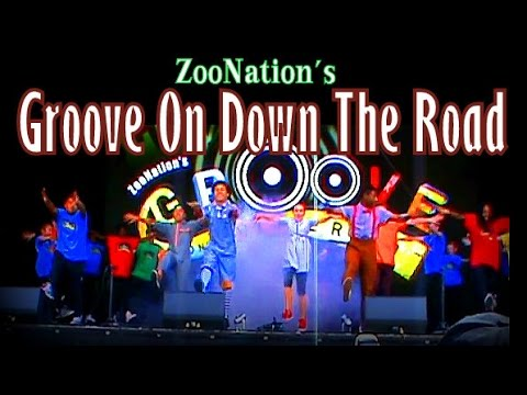 ZooNation's Groove On Down The Road | Dance