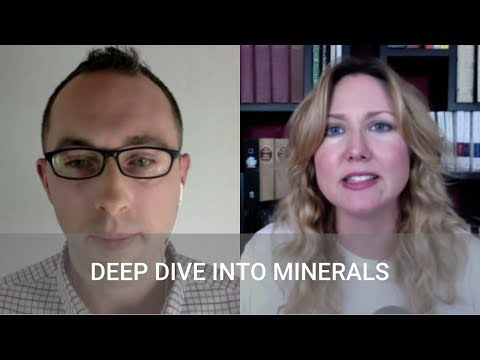 #199 Deep Dive Into Minerals with Chris Masterjohn, PhD!