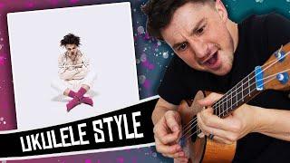 YUNGBLUD Ukulele Style ( 21st Century Liability ) Video