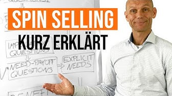 SPIN Selling kurz erklärt | VertriebsFunk Episode 209