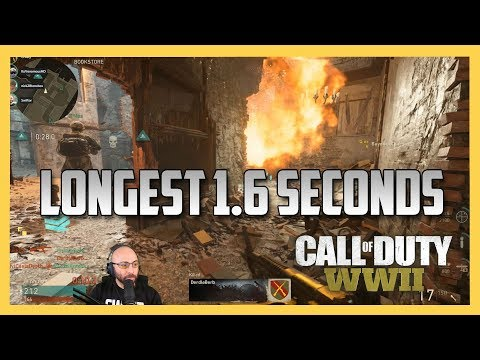 The Longest 1.6 Seconds - Call of Duty: WWII PC Beta