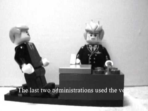 Join the Whig Party... in Lego!