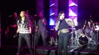 "Brandy & Monica ""The Boy Is Mine"" LIVE (RARE) - Only 2nd Time LIVE Atlanta"