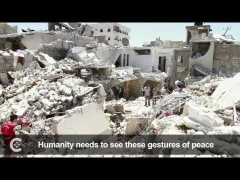 Pope Francis plans vigil for peace in Syria