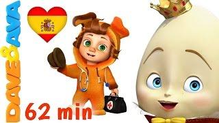  Canciones Infantiles   Musica Infantil   Canciones para Bebés de Dave y Ava 