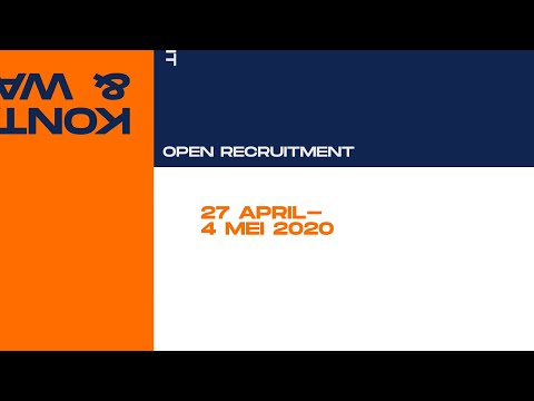 OPEN RECRUITMENT JURNALPOSMEDIA 2020!!!