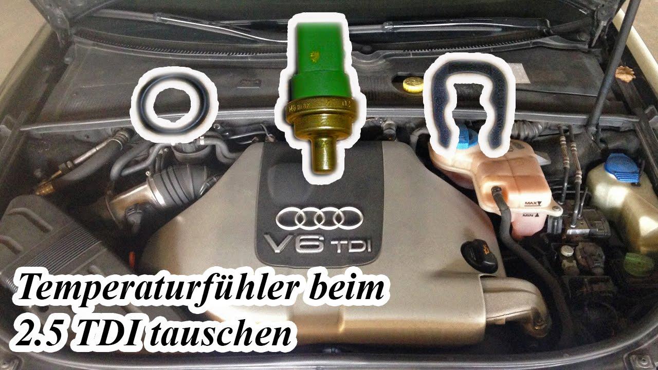 Kühlmitteltemperatursensor Kühlmittel Temperatur Sensor Temperaturgeber für Audi