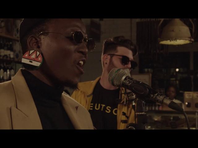 Kyle Deutsch - Now That We're Talking ft. Mnqobi Yazo