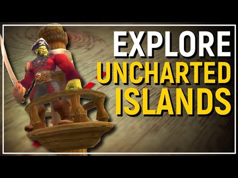 'INFINTE CONTENT' New Island Expedition Feature in WoW Battle For Azeroth!