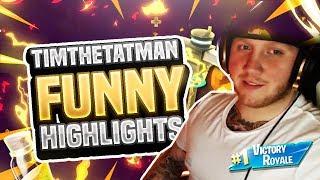 Fortnite Timthetatman Funny Moments Episode 2 ( Funniest Moments )