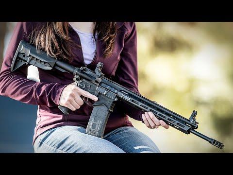 A Closer Look | The SAINT Edge AR-15