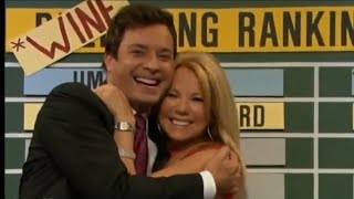 Jimmy Fallon & Kathie Lee Gifford Kiss